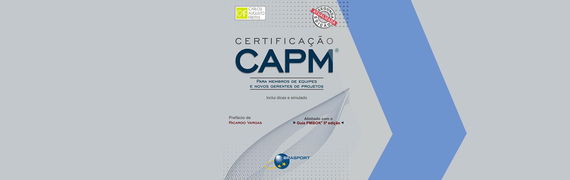 Livro de Certificação CAPM®